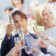 Consejos para hacer el brindis de una boda