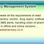 Pharmacy Drugn control management systems in inida.