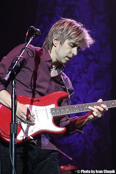 Eric Johnson was born on 8/17/54 in Austin, Texas.