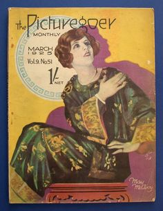The Picturegoer March 1925 - The Bill Douglas Cinema Museum