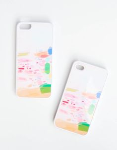 Scribble Landscape iPhone Case $25