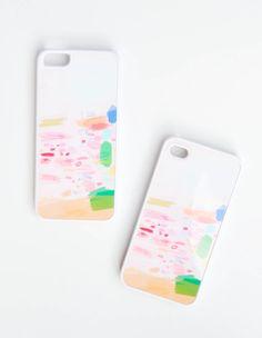 Scribble Landscape iPhone Case $25