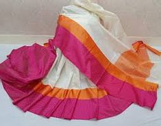 Image result for ruffle saree