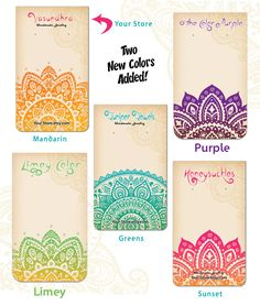 10 Custom Earring Cards with Holes The INDIA by SillyBirdGraphics
