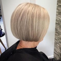 Bob Hairstyles for Women over 60