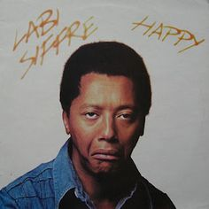Album cover for Happy by Labi Siffre. Artist:Labi Siffre Album:Happy Released: 1975