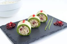 Sweet, bio and delicious: Sushi Cous Cous Raw