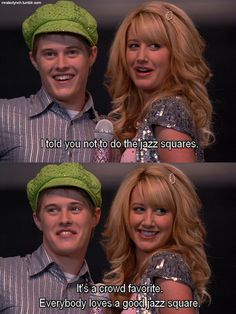 Sharpay and Ryan - High School Musical