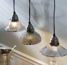 Mothology : Mercury Glass Pendant Lamps | Sumally