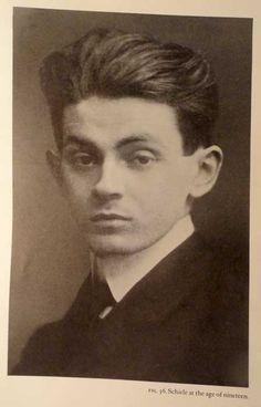 Egon Schiele was an Austrian painter. A protégé of Gustav Klimt, Schiele was a major figurative painter of the early 20th century. His work is noted for its intensity, and the many self-portraits the artist produced. Born: June 12, 1890, Tulln an der Donau, Austria Died: October 31, 1918, Vienna, Austria. Photo: Egon Schiele at nineteen