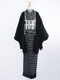 マスケリア 着物・墨 | DOUBLE MAISON #kimono