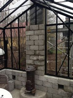 How to make the small greenhouse? There are some tempting seven basic steps to make the small greenhouse to beautify your garden. Greenhouse Shed, Small Greenhouse, Greenhouse Gardening, Greenhouse Wedding, Portable Greenhouse, Indoor Greenhouse, Gazebos, Potting Sheds, Glass House