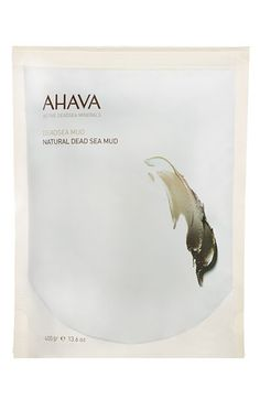 AHAVA Natural Dead Sea Mud available at #Nordstrom