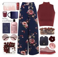 """""""what's in your head"""" by akp123 ❤ liked on Polyvore featuring Warehouse, Jil Sander, WearAll, Proenza Schouler, Passport, Miss Selfridge, philosophy, Casetify, John-Richard and Diptyque"""