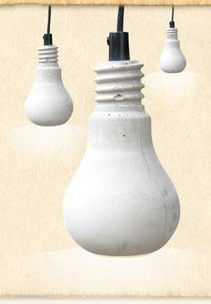 concrete bulb, lamp, pendel, loftlampe, indretning, home decor, køkken, interiør, interior, design, bolig, stue, malene møller hansen, boligcious, indretningsdesigner, stylist