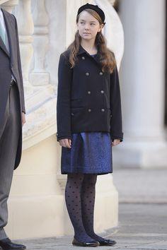 Princess Alexandra Monaco; National Day 2011