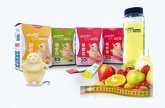 365 MC Reholic Slim Water (30 sticks) like sulloc water diet tea weight control #365MC