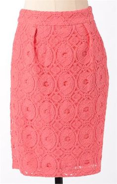 DownEast Basics #SpringStyle So wonderful that this sweet skirt has pockets!