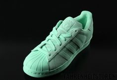 Adidas - Adidas Superstar RT Suede Pack Clear Aqua Sneaker AQ4916 - Fahrenheitstore