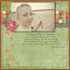 created with goodies from created by jill scraps floral festival and template by template dreams called simple layouts