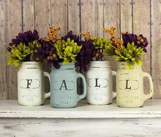 Simple but Surprising Chalky Finish Paint Projects - Craftfoxes