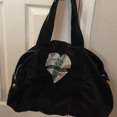 Victoria's Secret bag VS Fashion Show London 2014 tote. Not been used...clean inside and out Victoria's Secret Bags Totes