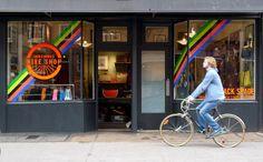 Jack and Jimbo's Bike Shop