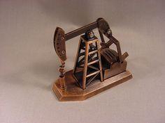 Oil Well Pump Pencil Sharpener
