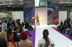 The incredible Simon Whitmarsh-Knight, EMEA director of activewear and outdoor apparel at LYCRA, gave a fantastic seminar on 'All you Need to Know Before Buying and Retailing Athleisure' at Pure London AW17/18. His presentation and talk, taking place at the Spirit Stage and catwalk, was extremely interesting and very inspirational, and Simon clearly has great passion for the subject within fashion Olympia London, Outdoor Apparel, Aw17, Exclusive Collection, Athleisure, Catwalk, Activewear, Knight, February