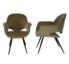 60's Italian Armchairs