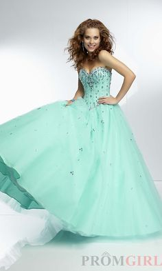 Custom Made Pink Mint Lilac Long Prom Dresses With Rhinestone Crystals Lace-Up Corset Bodice Ball Gown Quinceanera/Party Dress $153.00