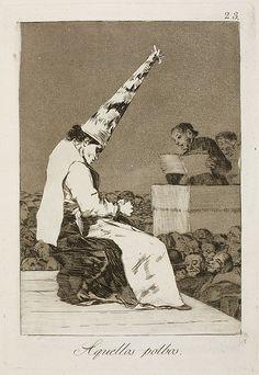 Goya en El Prado: Aquellos polbos