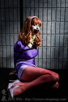 Happiness Sexy nude daphne from scooby doo tied up remarkable, rather