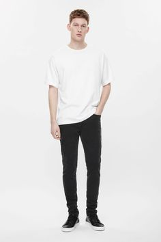 COS | Oversized cotton jersey t-shirt