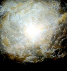 Oljemålning 140x140 cm