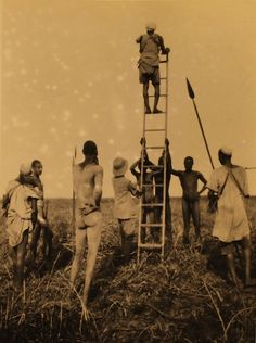 Central Africa, Unknown Photographer, 1928