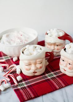 Hot Cocoa with Peppermint Whipped Cream recipe