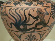 Lernaean Hydra Getty Villa 83.AE.346 - Lernaean Hydra - Wikipedia, the free encyclopedia