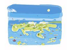 Ark Eden's Lantau Map | Etsy Horseshoe Crab, Butterfly Species, Indigo Prints, Pink Dolphin, Color Balance, Tree Frogs, Kingfisher, Teamwork, Ark