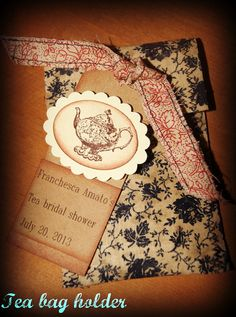 Tea party favors set of 50 by rosevitale on Etsy,   ║✿pinned by Colette's Cottage ✿