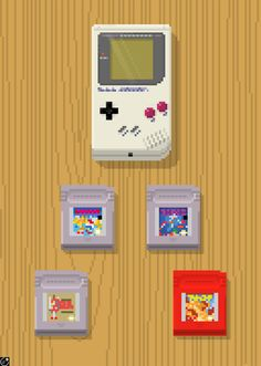 GameBoy- Heck yes I had it!