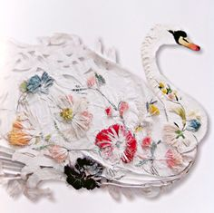 Embroidery as Art: Karen Nicol - Embellished: New Vintage