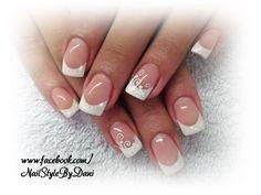 Wedding Nails ♥ - www.facebook.com/NailStyleByDani