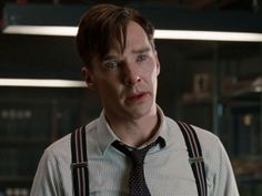 Benedict Cumberbatch in The Imitation Game. I was blown away by how well he acts! The Imitation Game Movie, Rory Kinnear, Tragic Hero, John Harrison, Charles Dance, Mark Strong, Alan Turing, Zoolander, My Baby Daddy