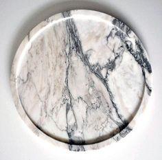 aarhus//proscuito marble serving tray by michael verheyden
