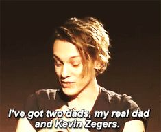 Jamie Campbell Bower and Kevin Zegers have such an amazing bromance!!!