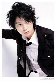 Matsumoto Jun - probably one of my many crushes! Haha