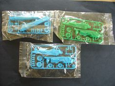 1973 R L Cereal Toys Dragsters Still IN Plastic Bags | eBay
