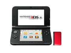 NINTENDO 3DS XL Rot + Schwarz Nintendo 3DS Konsolen - Media Markt