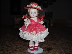 Madame Alexander Alexander-kins #444 Wendy In Favorite Summer Afternoon Outfit #Dolls